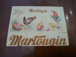 Publicité Chocolat Martougin - Cioccolato