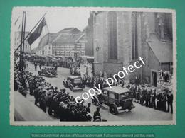 BE611 Bocholt Bovendorp Maaseik Broederschap Sint Kristoffel Zegening Van De Auto's - Bocholt