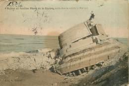 17* LA COUBRE Ruines Phare     MA100,0124 - Francia
