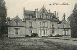 17* PLAISAC  Cheteau    MA100,0171 - Francia