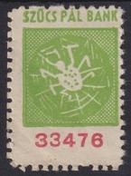 SZUCS PAL BANK - Spider - MEMBER Stamp / CINDERELLA / LABEL - MNH - Insectes