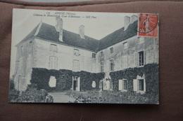 ASNOIS-chateau De Blanchefort,cour D'honneur - France