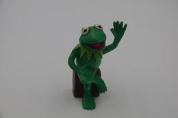 Vintage THE MUPPETSHOW : Kermit The Frog - Scleich - 1985 - Figuren