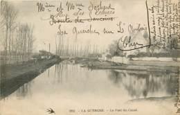 18* LA GUERCHE  Port Du Canal     MA100,0291 - La Guerche Sur L'Aubois