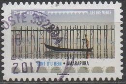 FRANCE 2017 __ N° 1474__OBL  VOIR SCAN - Adhesive Stamps