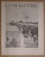 La Vie Illustrée N°18 Du 16/02/1899 Philippines - Le Gendarme Est Sans Pitié (Courteline)-Aden Et Ses Environs-Carnaval - Journaux - Quotidiens