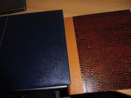 UNO- NEW YORK- VEREINTE NATIONEN; Sammlung In 2 Alben Von 1951 - 2008 .... Alles Abgebildet - Briefmarken