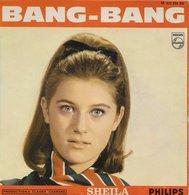 """Sheila 45t. EP """"bang Bang"""" - Vinyles"""