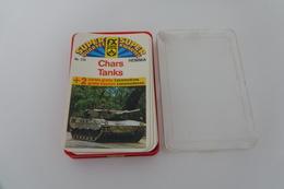 Speelkaarten - Kwartet, Chars - Tanks, FX Schmid - Nr 234, Vintage, *** - - Speelkaarten