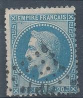 N°29 AMBULANT. - 1863-1870 Napoleone III Con Gli Allori