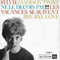 "Sylvie Vartan 45t. EP ""madison Twist"" - Vinyles"