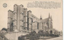 Bergen - Mons - Eglise Collègiale Sainte Waudru - E. Desaix - 1930 - Mons