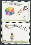 Portugal - Madere ** N° 132 - 133 - Europa - Année 1989 - Europa-CEPT