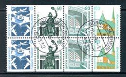Allemagne   Y&T       Obl   --   Mi    H-Blatt 31   ---   Sonderstempel Bornheim - Zusammendrucke