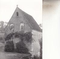 MONTAGRIER  CHAPELLE ST SICAIRE  EPREUVE CARTE POSTALE 14,5 Sur 10,5 Cm - France