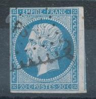 N°14 AMBULANT. - 1853-1860 Napoléon III