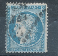 N°60 AMBULANT. - 1871-1875 Ceres
