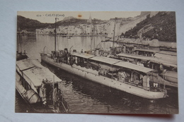 CALVI (Corse)  454  Les Bateaux - Calvi