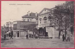 CPA 93 Le RAINCY  Rond Point De La Station - Le Raincy
