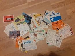 Radio Amateur Cards Big Set 160 Psc - Radio Amatoriale