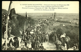 """ARRAS 12.Sept.1920 ( Pas De Calais ) """" Notre Dame De-Lorettre - Ceremonie Historique """" Carte D'evenement - Arras"""