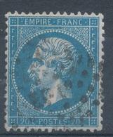 N°22 AMBULANT. - 1862 Napoleone III