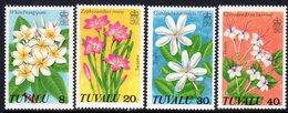 Tuvalu 1978 Wild Flowers Set Of 4, MNH, SG 101/4 (BP2) - Tuvalu