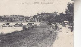 LIMEUIL   ENTREE DE LA VILLE - France