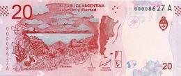 ARGENTINA P. 361 20 P 2016 UNC - Argentine