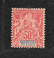 INDE - N° 11 NEUF * - COTE = 8.00 € - Inde (1892-1954)