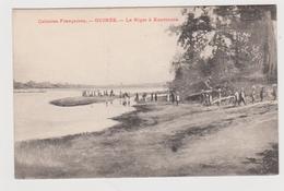 Guinée Le Niger à Kouroussa - Guinea