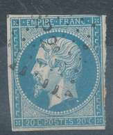 N°14 AMBULANT. - 1853-1860 Napoleone III