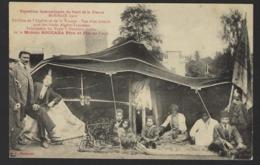Exposition Internationale Du Nord De La France - Roubaix 1911 - Pavillion De L'Algérie - Maison Boccara Père Tunis - Roubaix