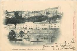 24* TERRASSON  Pont – Quais  MA100,0858 - France