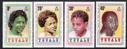 Tuvalu 1979 International Year Of The Child Set Of 4, MNH, SG 135/8 (BP2) - Tuvalu