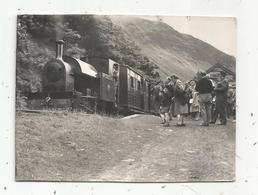 Photographie , Train , 100 X 75  Mm - Trains