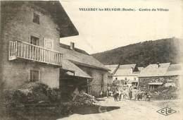 25* VILLEROY LES BELVOIR   MA100,0980 - Francia
