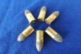 Vieilles Munitions D'origines Catégorie D2, VENTE LIBRE - Armes Neutralisées