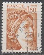 FRANCE 1979 __ N° 2061__OBL  VOIR SCAN - France