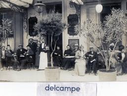 Carte - Photo -  VICHY -  Hotel Du Globe - Médaille Touring Club De France -  Propriétaire Mr René Bourdin - Vichy