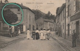 57 CHATEL SAINT GERMAIN - Francia