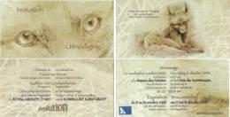 Doc 150 - Invitation / Uitnodiging - 1985-.. Oiseaux (Buzin)