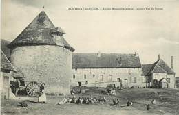 27* FONTENAY EN VEXIN  Monastere – Ferme   MA100,1110 - Granja