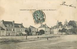 28* NOGENT LE ROTROU Marche Aux Bestiaux   MA100,1151 - Nogent Le Rotrou