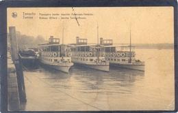 TEMSCHE - Passagiers Booten Tusschen Antwerpen - Temsche - Temse