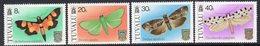 Tuvalu 1980 Moths Set Of 4, MNH, SG 149/52 (BP2) - Tuvalu