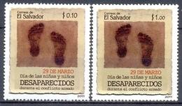 EL SALVADOR   (AME 196) - Salvador