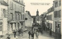29* CHATEAUNEUF DU FAOU Grande Rue    MA100,1290 - Châteauneuf-du-Faou