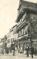 29* CARHAIX Maison Du Xve    MA100,1310 - Carhaix-Plouguer