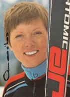 AK - ANNEMARIE MOSER PRÖLL - Signiert - Wintersport